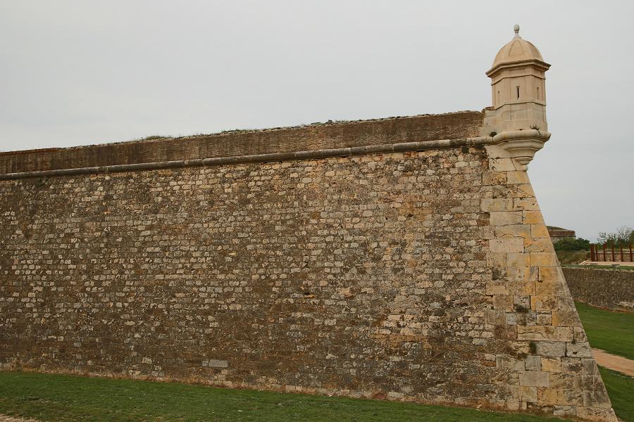 Замок Сан-Ферран_Испания