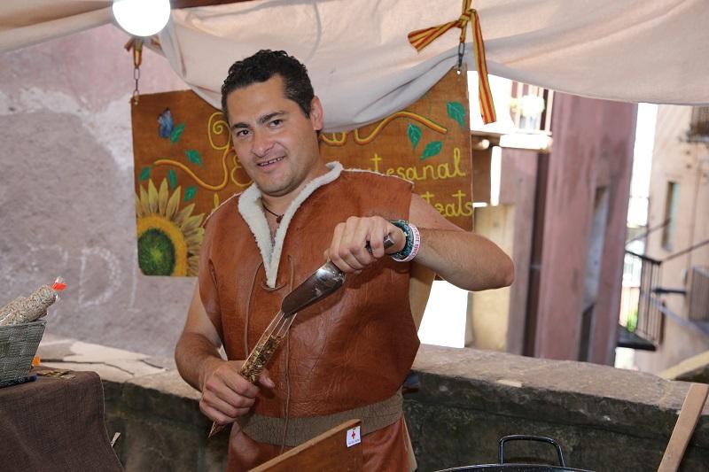 Cardona has celebrated the Medieval Fair and the Salt Festival - 2019