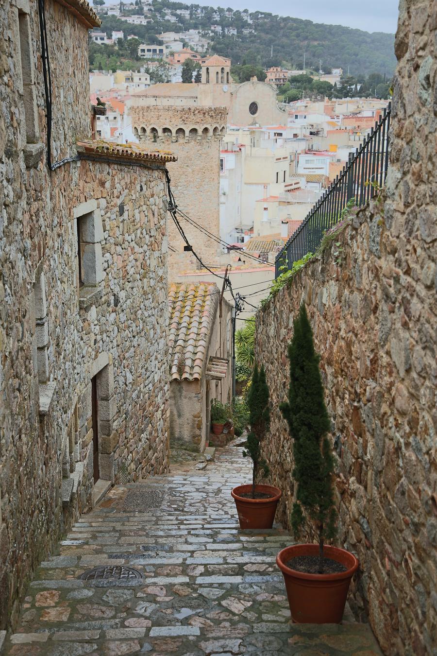 Тосса-де-Мар Каталония