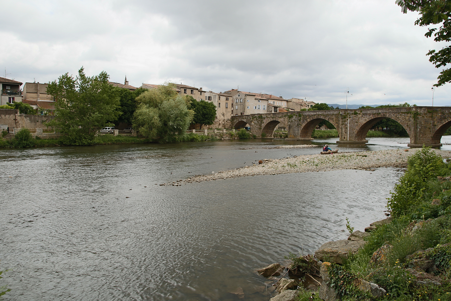 Limoux sights