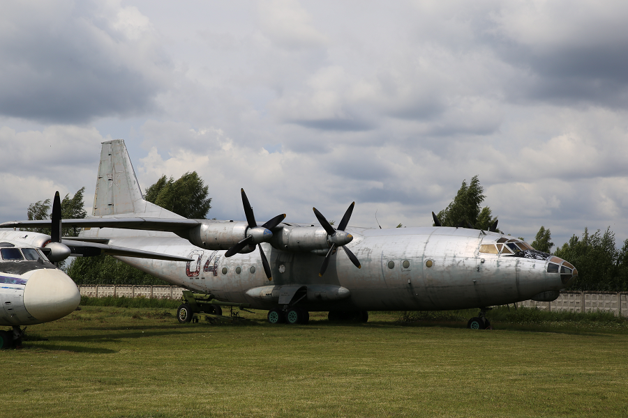 An-12. A Soviet Military Transport Aircraft From 1957