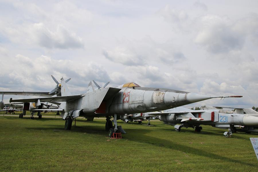 МиГ-25 РБ. Советский самолет-разведчик образца 1964 года