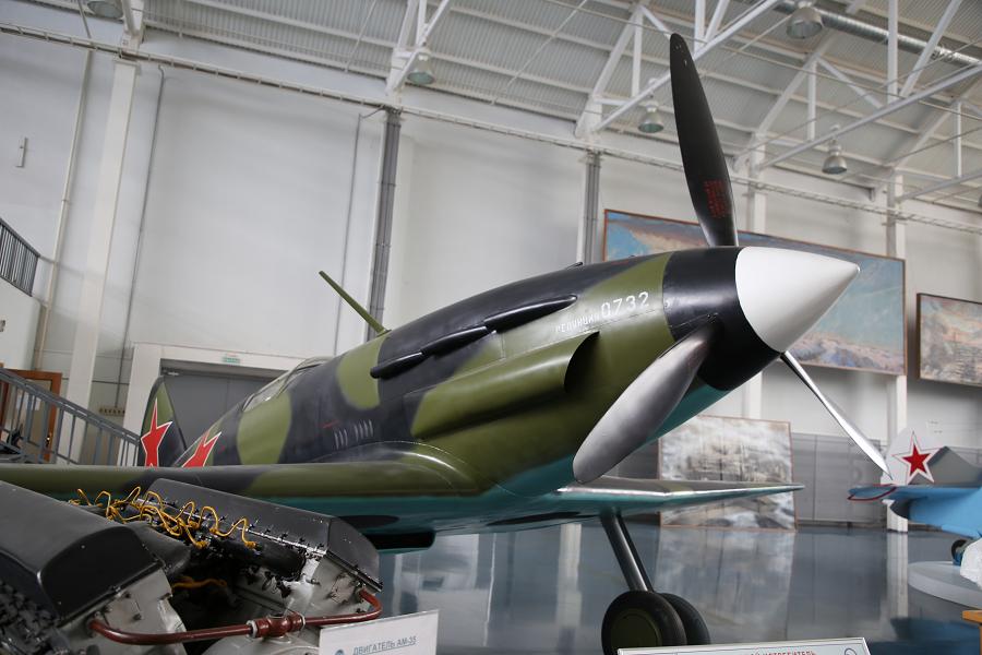 МиГ 3. Тактический истребитель времен Второй Мировой войны