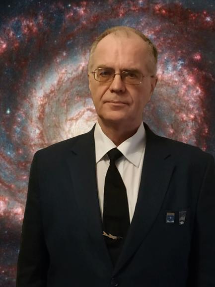Sergei Siparov Professor: En el camí cap a la Geometrització física sense Introducció de la matèria fosca al concepte