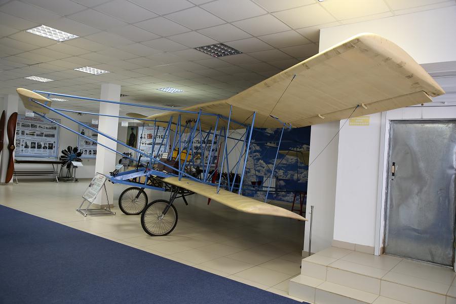 Farman IV : avion d'entraînement de 1909
