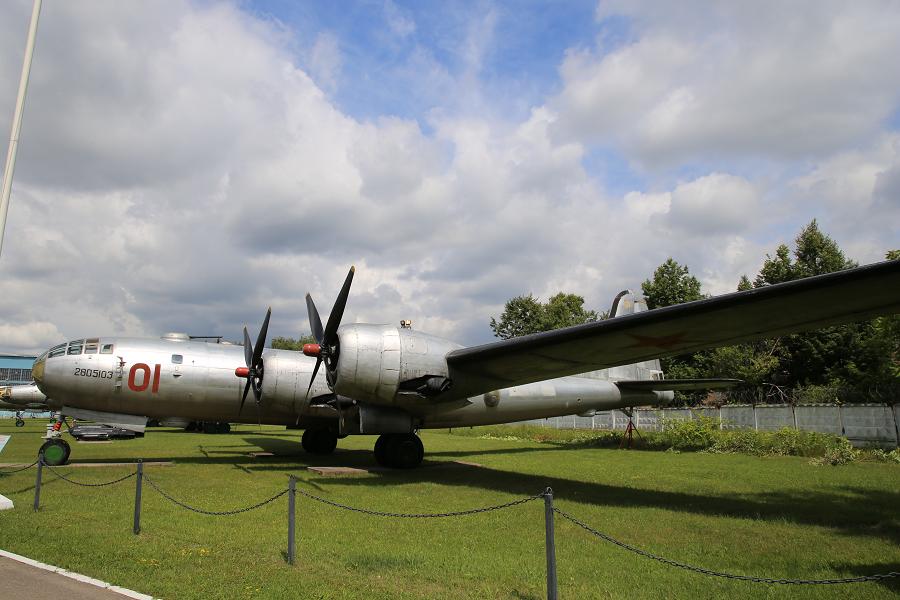 Tu-4. Long Range Heavy Bomber • ALL ANDORRA