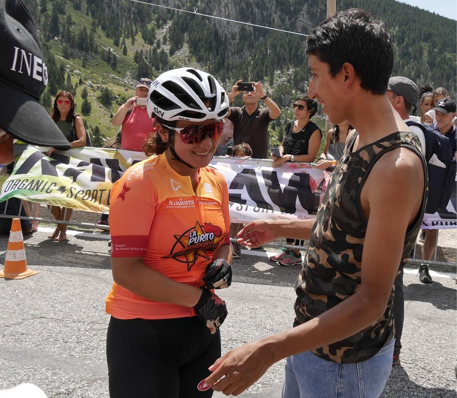 Plus de 2 800 cyclistes ont participé à la course cycliste La Purito-2019 à Andorre