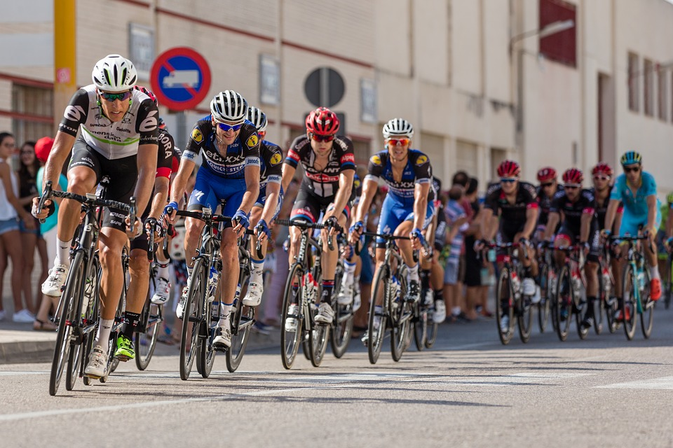 Sunday, 1st September: The Vuelta d'Espanya 2019 (Tour of Spain) - from the Spanish border to the Cortals d'Encamp