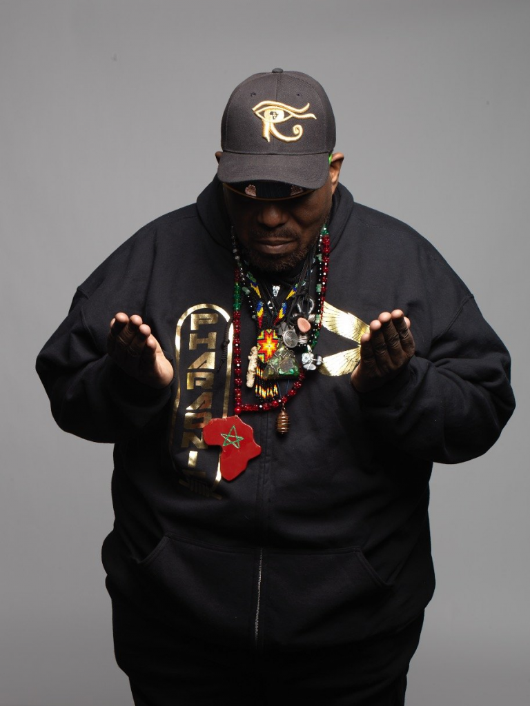 Afrika Bambaataa photos