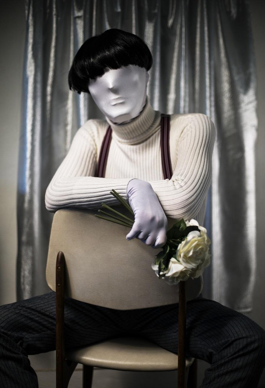 Jonathan Bree : Une fois que je mets mon masque, je ne me souviens de rien