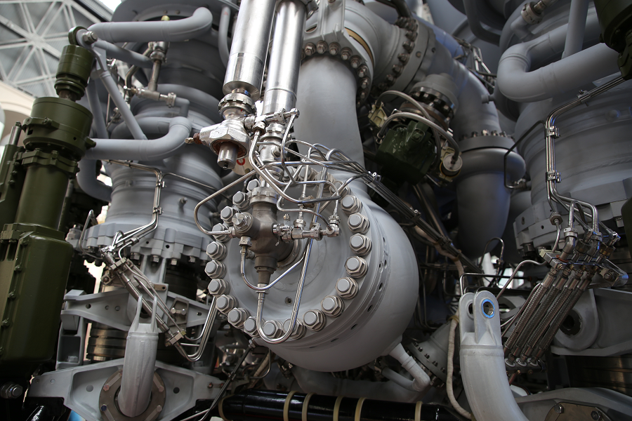 The Most Powerful Liquid-propellant Rocket Engine In The