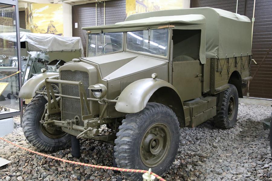 Morris Commercial C4 : camion Anglais de Seconde Guerre mondiale