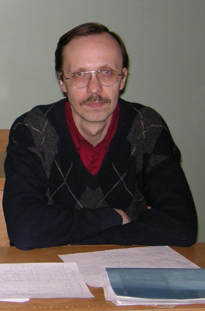 Anton Solov'yov : Deux visions de l'espace-temps