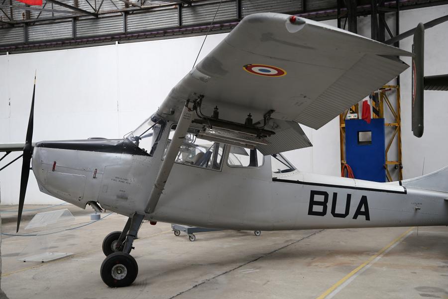 Cessna L-19 / O-1 Bird Dog - самолет связи и наблюдения