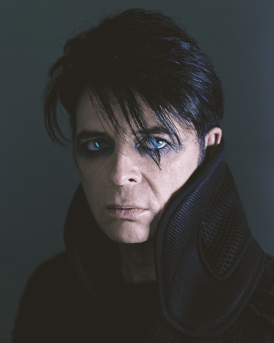 Gary Numan When I Saw Blade Runner For The First Time I Wasn T Looking To See If I D Had Any Influence On It All Andorra