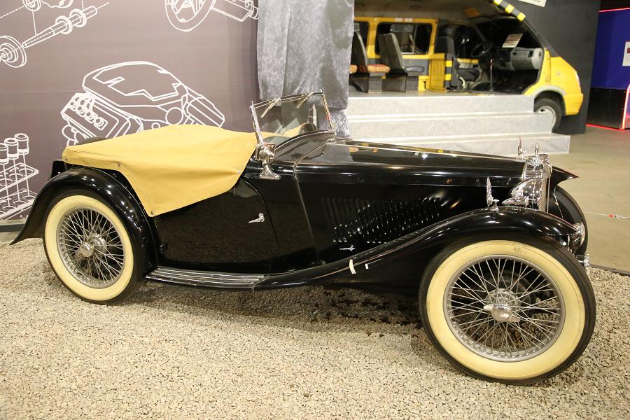 MG Model TA образца 1936 года