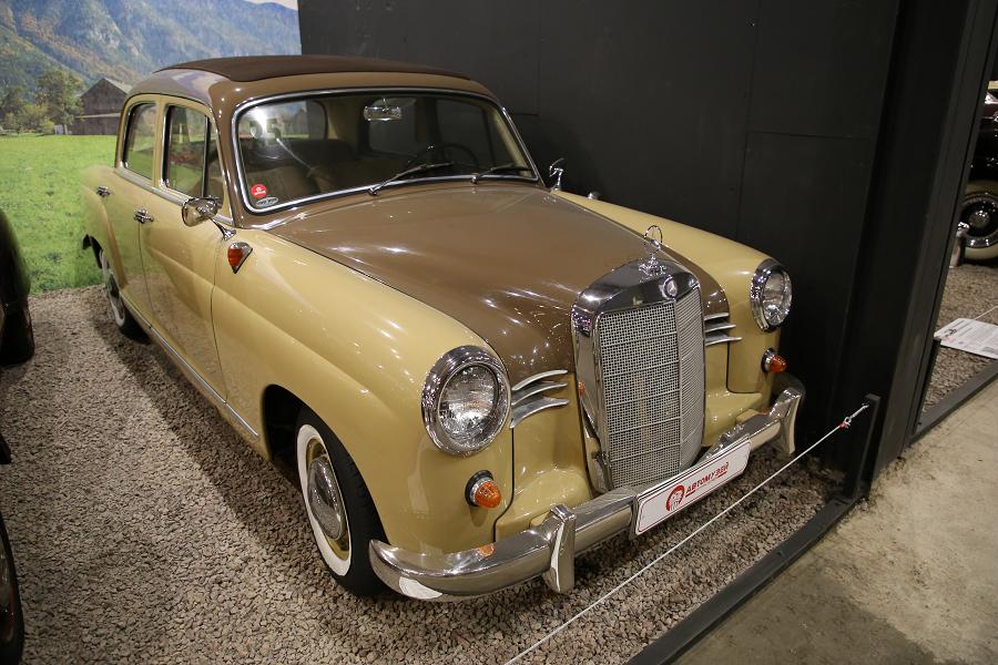 Mercedes Benz 190 (W120 / 121) образца 1958 года