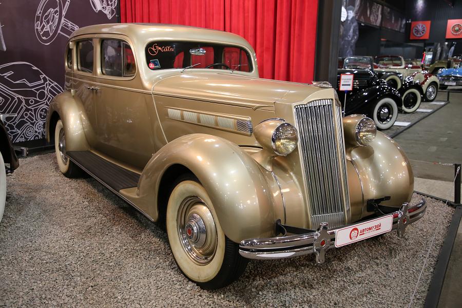 Packard series 120 Touring образца 1936 года