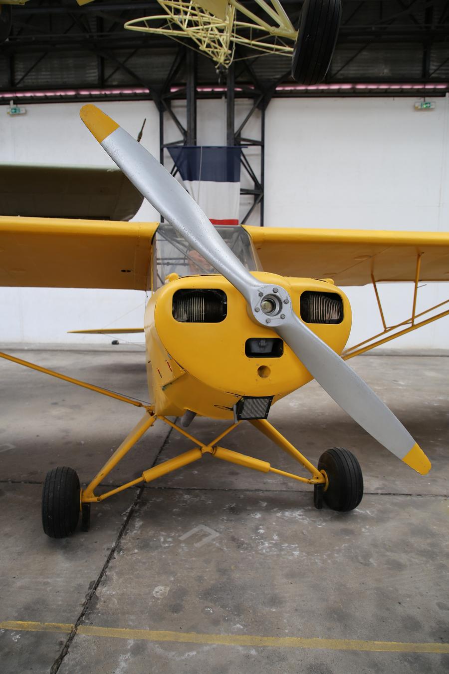 Piper L-18C Super Cub : avion Américain