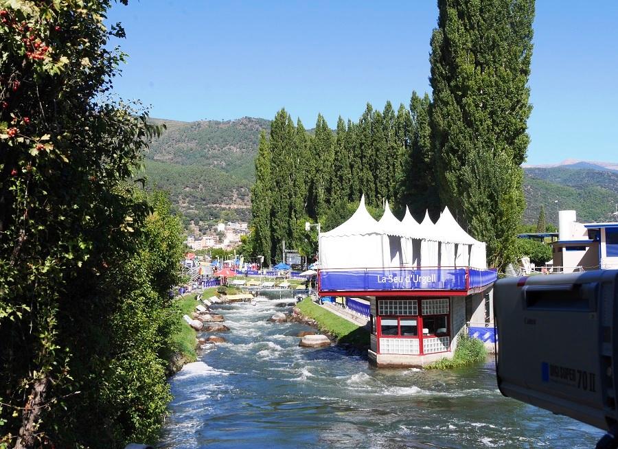 Les Championnats du monde de slalom en canoë-kayak FIC et eaux vives sont finis : Prskavec et Herzog reçoivent les titres mondiaux en Espagne