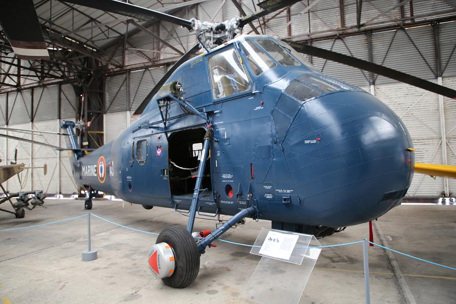 Sikorsky H-34 - военный вертолет противолодочной обороны