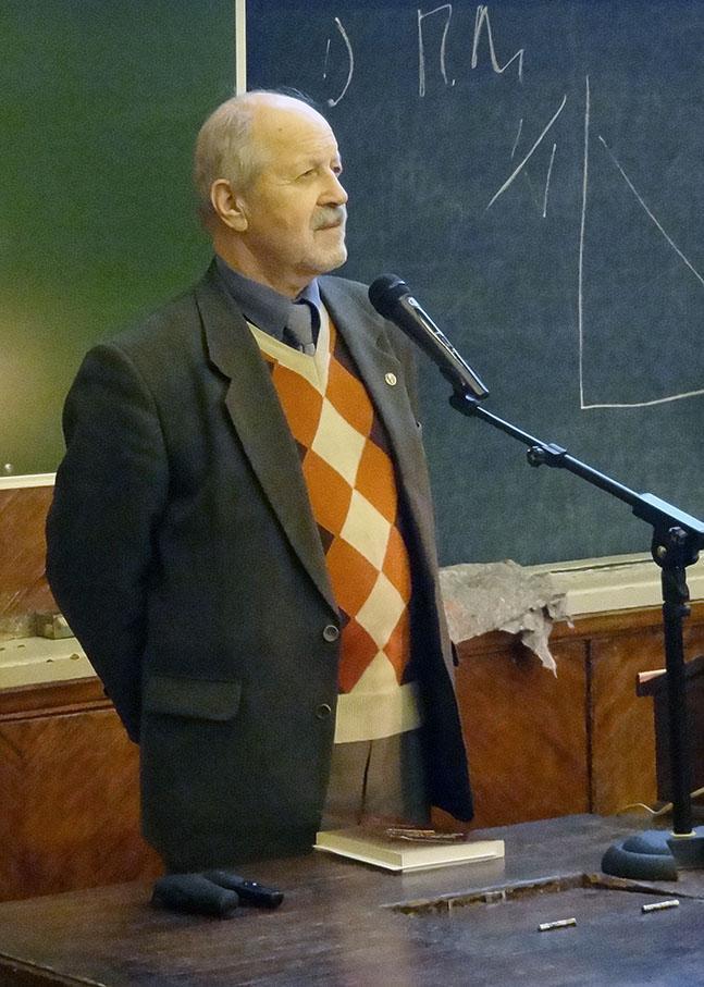 Yuri Vladimirov : État et futur de la physique théorique fondamentale