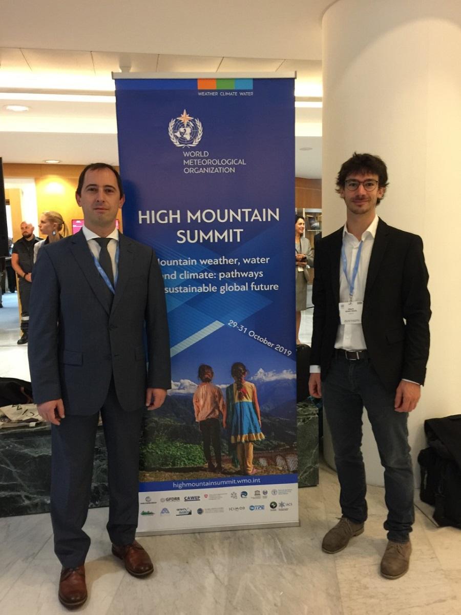 Андорра участвует в саммите Всемирной метеорологической организацией в Женеве