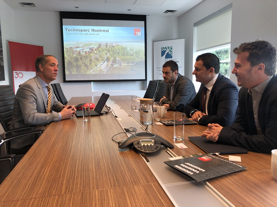 Canada and Andorra work together to strengthen enterprise and innovation ecosystem of the Principality