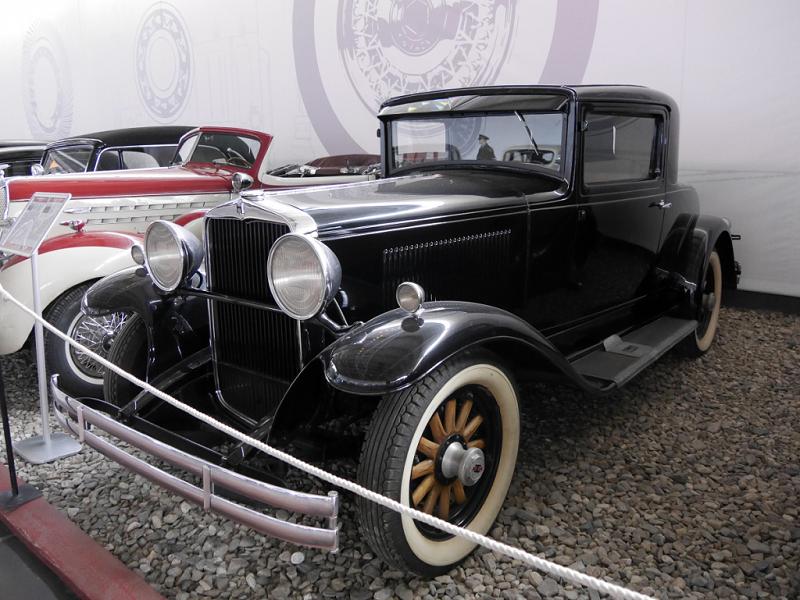 Hupmobile : voiture Américaine