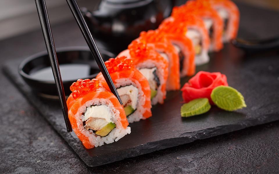 28-я гастрономическая выставка в Андорре: приглашенная кухня мира-2019 - японская