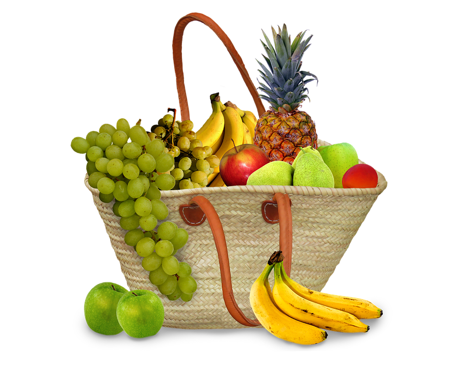 The government distributes reusable fruit and veg mesh-bags, in efforts to reduce the use of plastic
