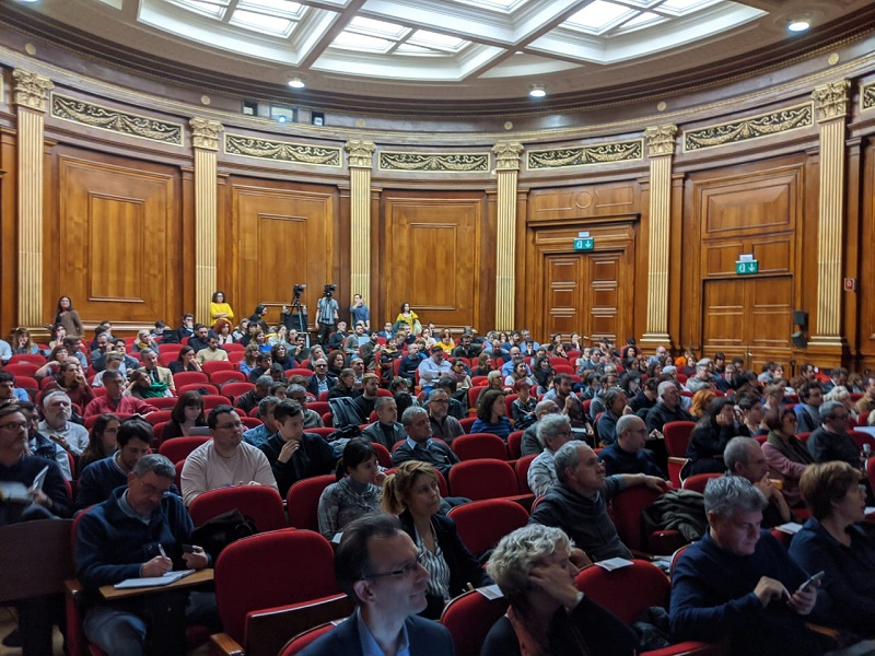 El ministre Filloy assisteix a una jornada de debat sobre els preus dels lloguers a Barcelona