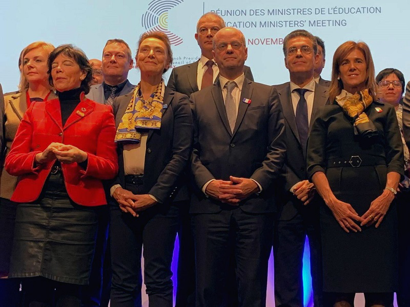 Andorra participates in the meeting of Education Ministers at the Council of Europe