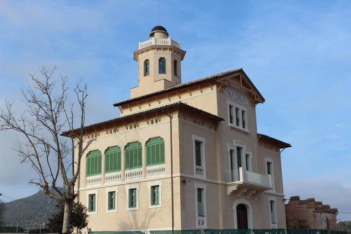 Бесплатная экскурсия: башня Ллувиа (Torre Lluvià)