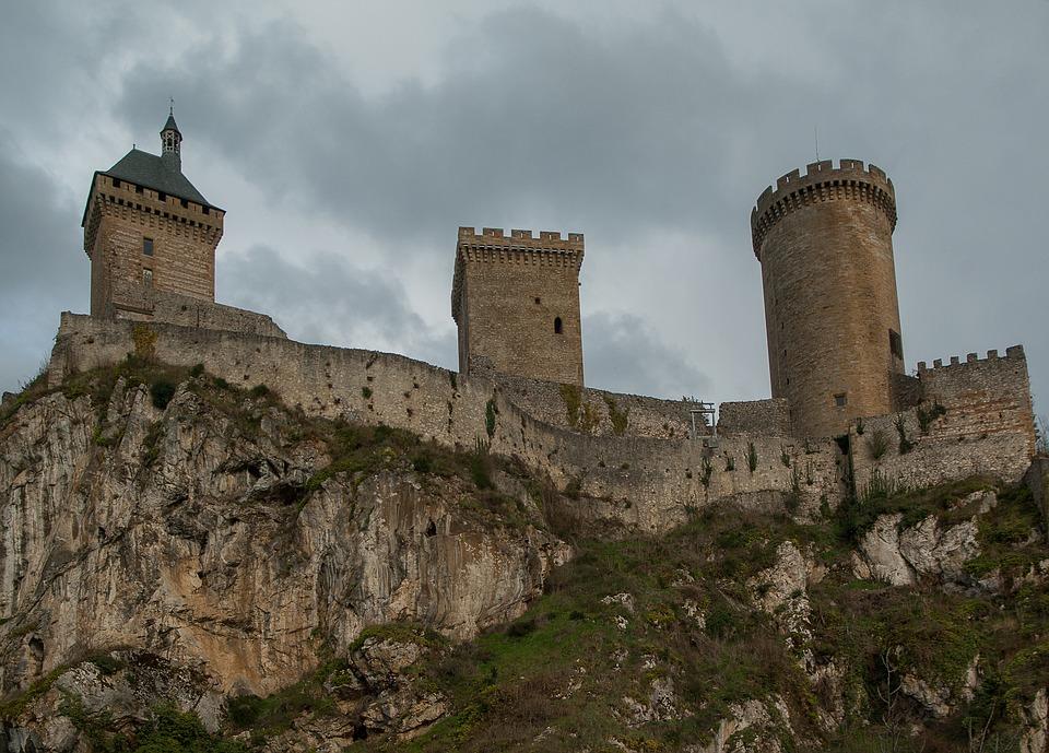 С 9 февраля замок Фуа будет открыт для посетителей круглый год