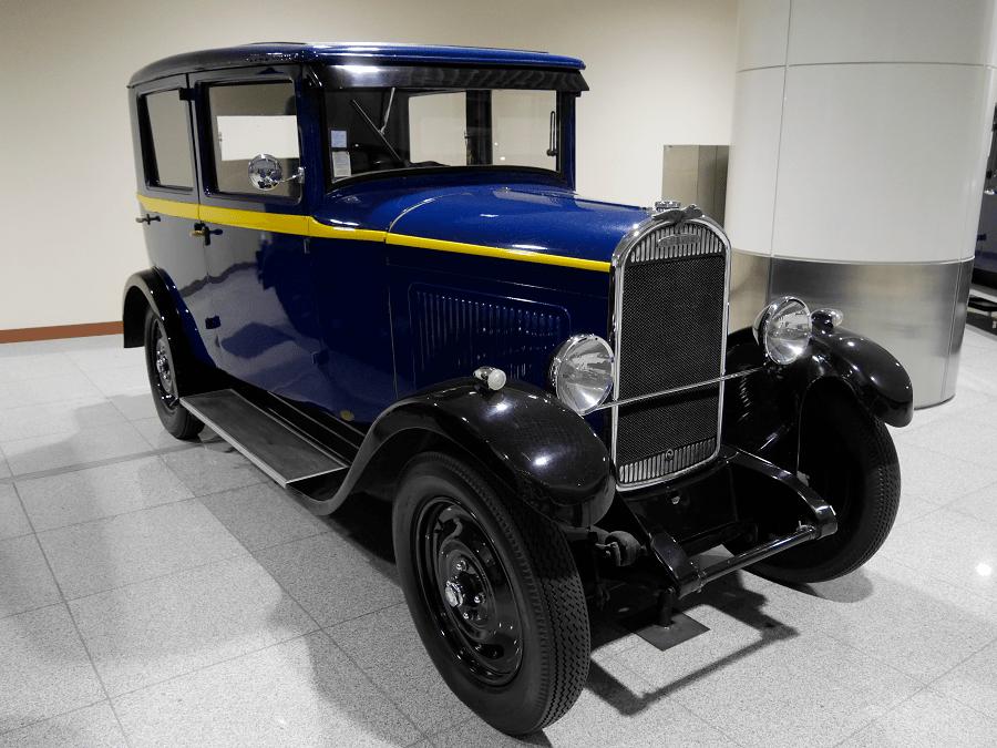 Chenard et Walcker Y6. Les voitures Chenard et Walcker remportent la première course de 24 Heures du Le Mans en 1923