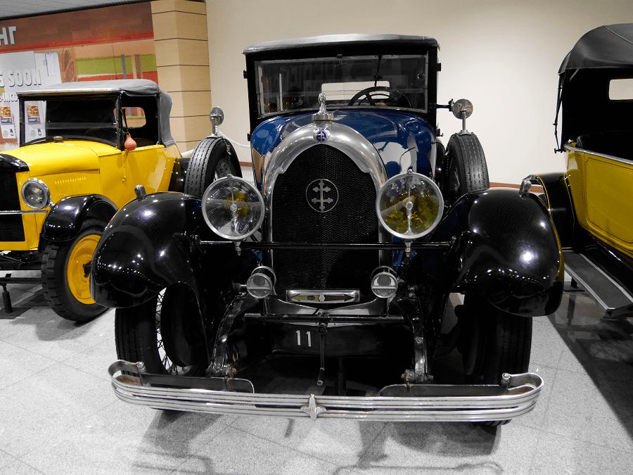 Lorraine-Dietrich B36. Fabriqué en 1928 en France