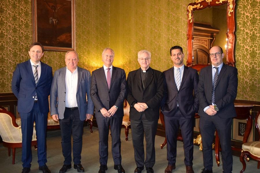 New agreement between Caritas d'Urgell and La Caixa