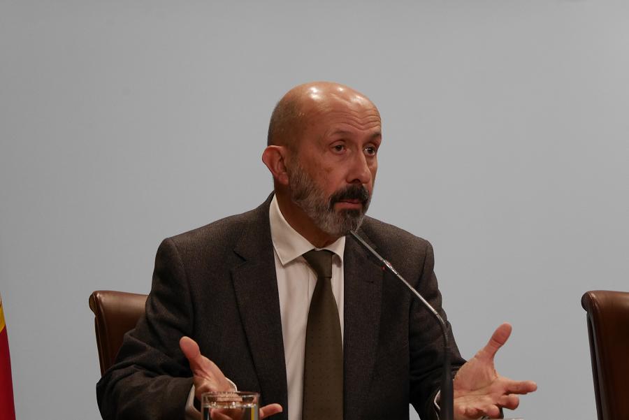 On ne peut pas exclure de nouveaux cas d'infection par le coronavirus, a déclaré le ministre andorran de la Santé, Joan Martínez Benazet