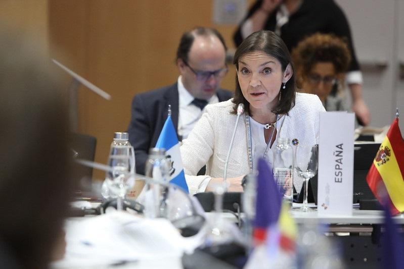 Министр промышленности, торговли и туризма Испании Рейес Марото обсудила с Андоррой соглашения о сотрудничестве