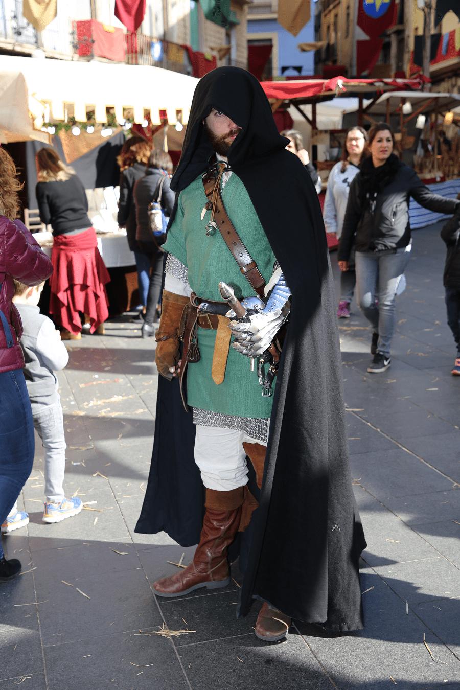 Foire médiévale de Manresa