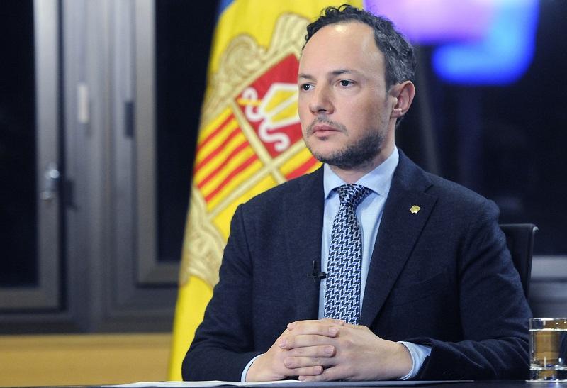 Lorsque nous abordons les implications économiques et sociales de la crise du COVID-19, nous devons partir d'un principe très simple : la coresponsabilité, a déclaré Xavier Espot, chef du gouvernement d'Andorre