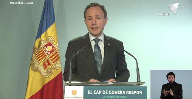 Le gouvernement d'Andorre continuera à travailler sur la «numérisation de l'éducation» au cas où les enfants ne pourraient pas retourner à l'école le 1er juin