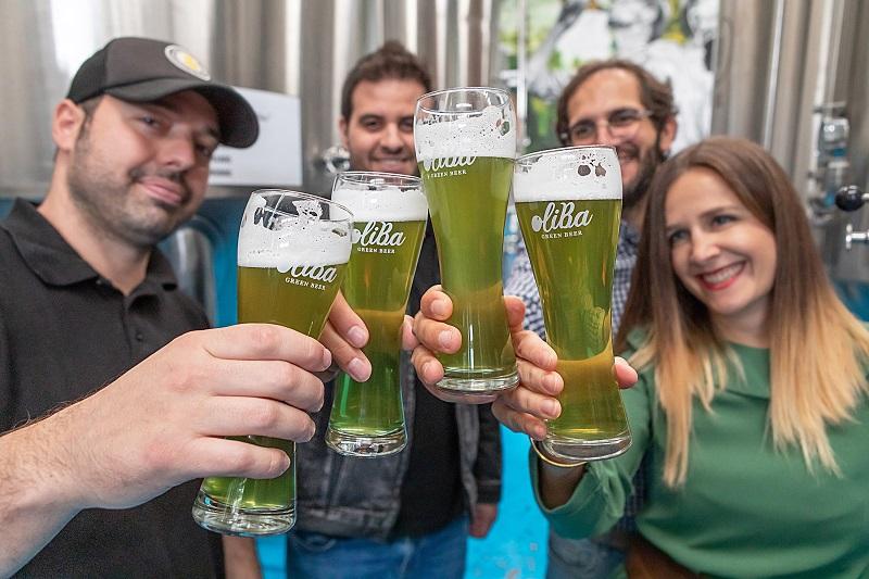 Le producteur catalan d'huile d'olive a lancé la bière d'olive