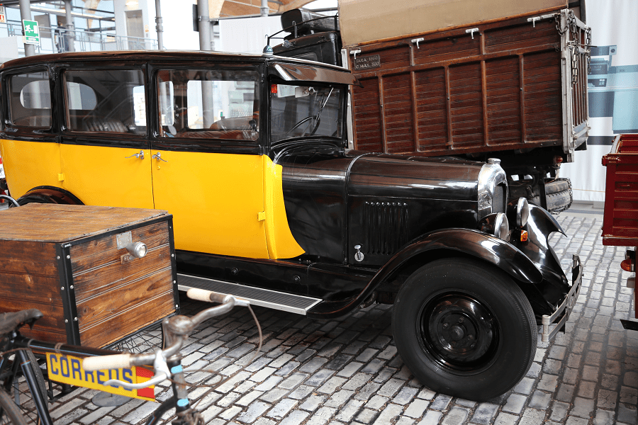 Citroën C14. Версия такси_перед_машины_автомобили_транспорт_жёлтый_желтый и чёрный_черный