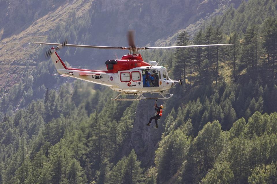 В июне 2020 года количество спасательных операций в горах Каталонии выросло на 15% о сравнению с июнем 2019 года
