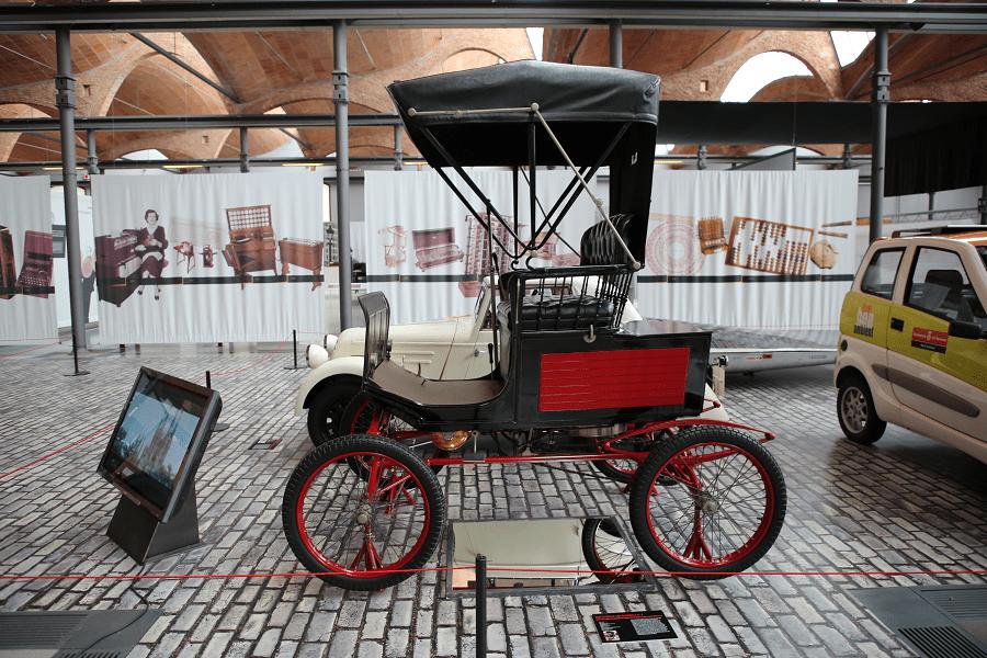 Locomobile H-3. Сделано в США_первые автомобили