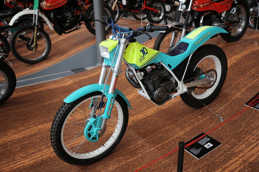 Montesa COTA 310. Сделано в Испании мотоциклы транспорт техника