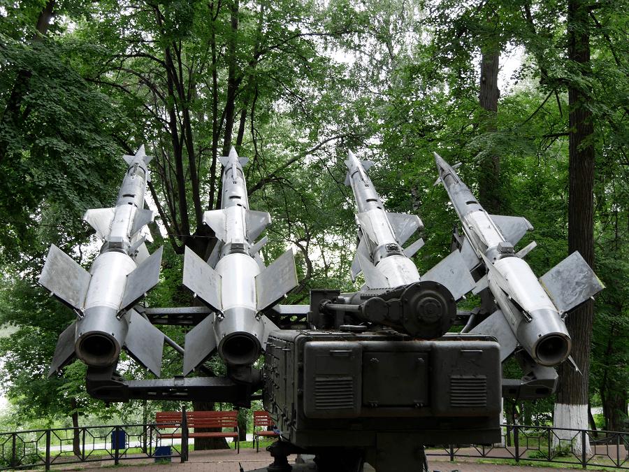 Зенитный ракетный комплекс (ЗРК) С-125-МЛ Печора МЛ