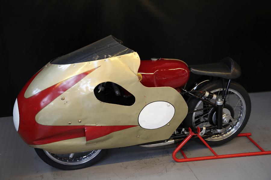 Montesa Sprint. Прототип гоночного мотоцикла